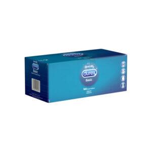 Durex Natural (Basic) Condooms - 144 stuks #1