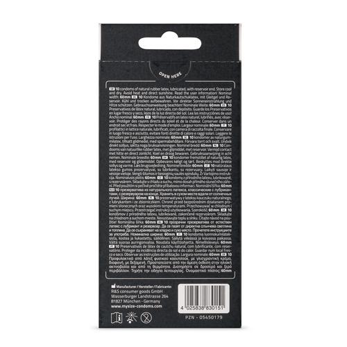 MY.SIZE 60 mm Condooms 10 stuks #3