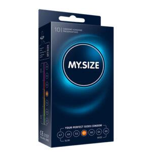 MY.SIZE 57 mm Condooms 10 stuks #1