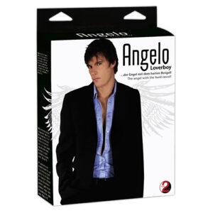 Loverboy Angelo Opblaaspop #1