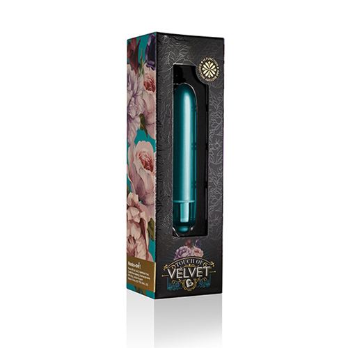 Touch of Velvet - Peacock Petals #5