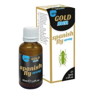 Spanish Fly Mannen - Gold strong 30 ml #1