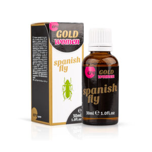 Spanish Fly lustopwekker voor vrouwen - Gold strong 30 ml #1