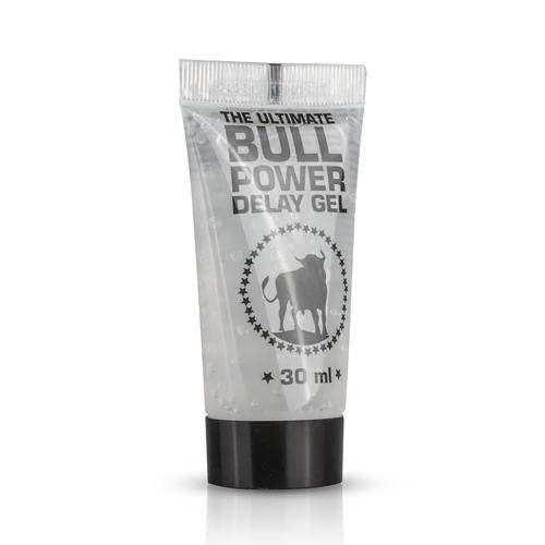 Orgasme Vertragende Gel - Bull Power #3