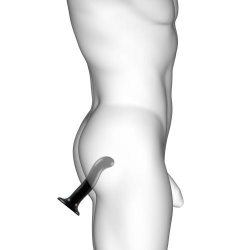 Strap On Me - Point - Dildo Voor G- en P-spot Stimulatie - S #9