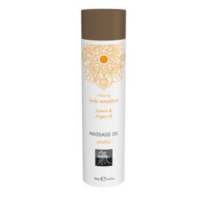 Erotic Massage Olie - Jasmijn & Arganolie #1