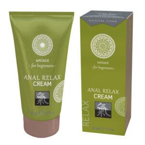 Anaal Relax Crème Voor Beginners #1