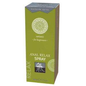 Anal Relax Spray - Voor Beginners #1