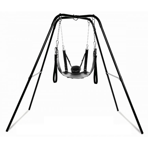 Extreme Sling And Swing Seksschommel #1