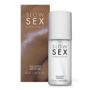 Full Body Massage Gel - 50 ml #1