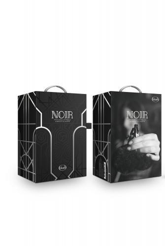 Noir - Verstelbare Tepelklemmen - Zwart #5