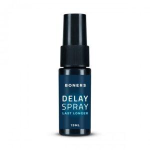 Boners Orgasmevertragende Spray - 15 ml #1