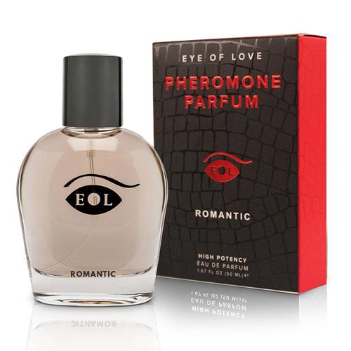 Romantic Feromonen Parfum - Man/Vrouw #1