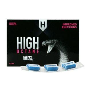 High Octane Titan Erectie Erectiepillen #1