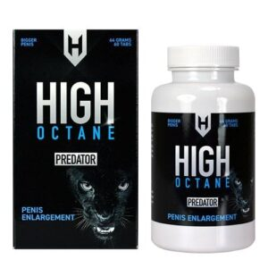 High Octane Predator Erectiepillen #1