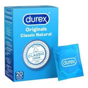 Durex Classic Natural 20st #1