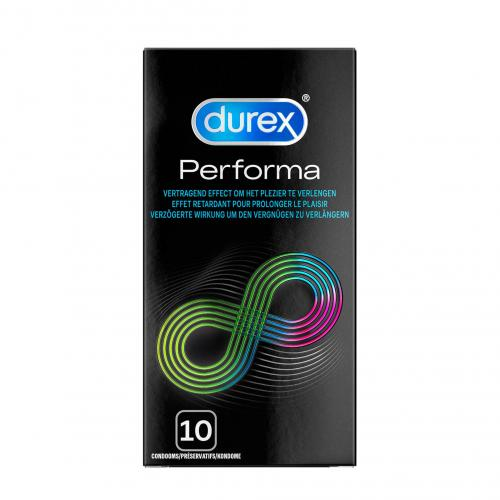 Durex Performa Condooms - 10 stuks #1