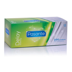 Pasante Delay Condooms - 144 stuks #1